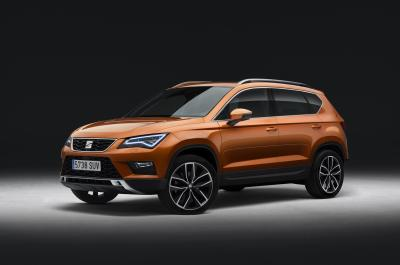 SEAT Ateca 2016 (officiel)