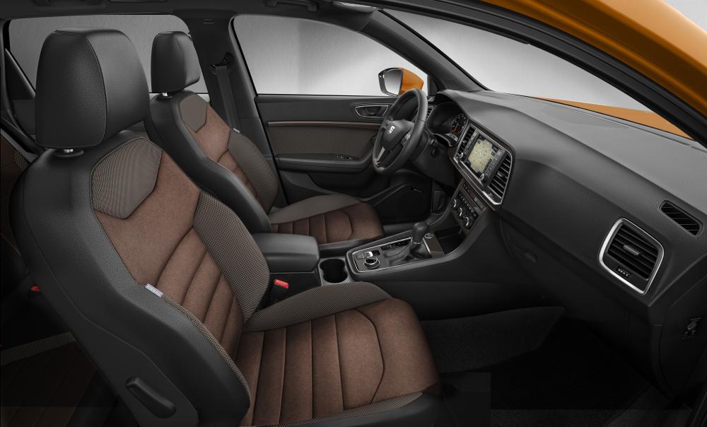 SEAT Ateca 2016 (officiel)
