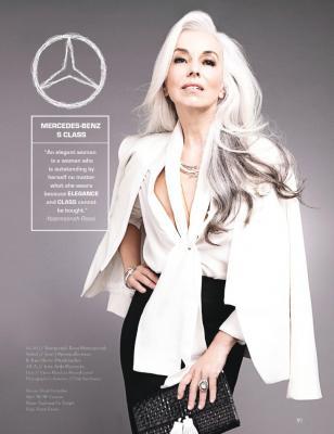 Quand l'automobile est personnifiée en mannequins glamour