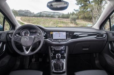 Opel Astra 105 ch et 110 ch 2015 (essai)