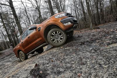 Essai Ford Ranger TDCi 200 Wildtrack (double cabine)