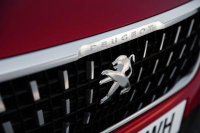 Peugeot 2008 restylée 2016 (officiel)