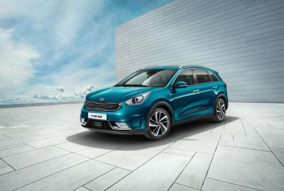 Kia Niro 2016 (version euro)