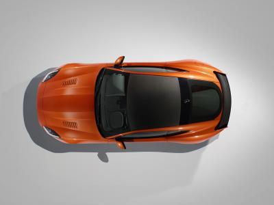 Jaguar F-Type SVR 2016 (officiel)