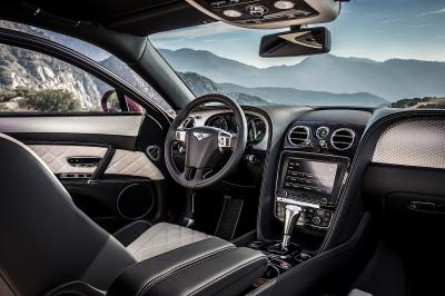 Bentley Flying Spur V8 S 2016 (officiel)