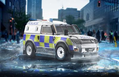 Le successeur du Land Rover Defender imaginé dans toutes les situations