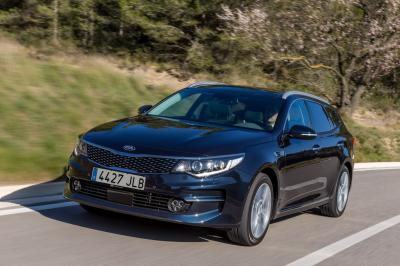 Kia Optima Sportswagon 2016 (officiel)