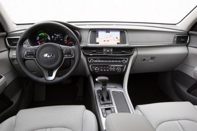 Kia Optima Hybrid 2016 (officiel)