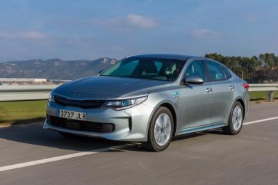 Kia Optima Hybrid 2016 (officiel)