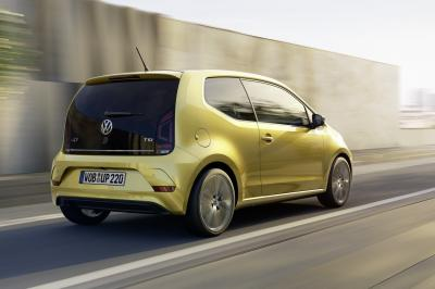 Volkswagen Up 2016 (officiel)