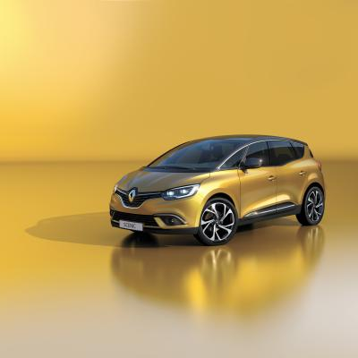 Renault Scenic 4 2016 (officiel)