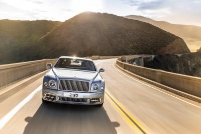 Bentley Mulsanne 2016 (officiel)