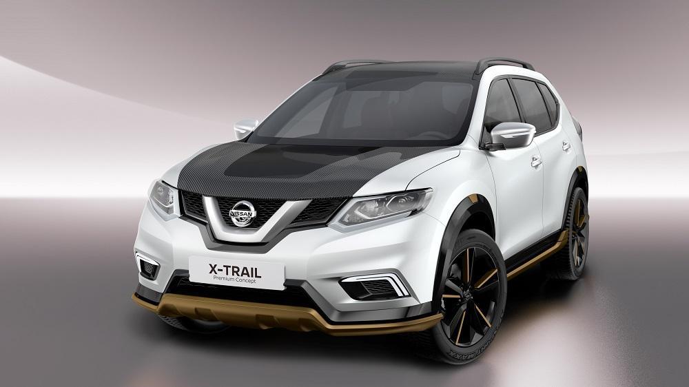 Nissan Qashqai Premium et X-Trail Premium