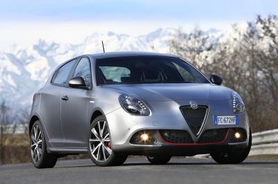 Alfa Romeo Giulietta restylée 2016 (officiel)