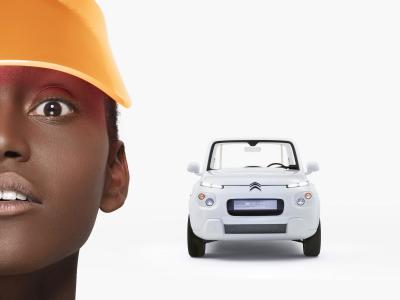 Citroën E-Méhari Courrèges Concept