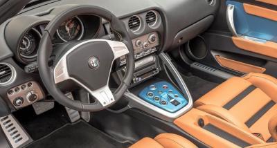 Alfa Romeo Disco Volante Spider 2016 (officiel)