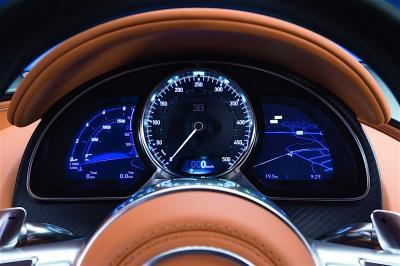 Bugatti Chiron 2016 (officiel)