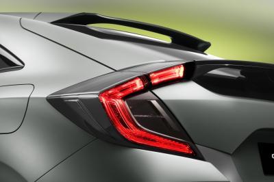 Honda Civic Concept 2016 (officiel)