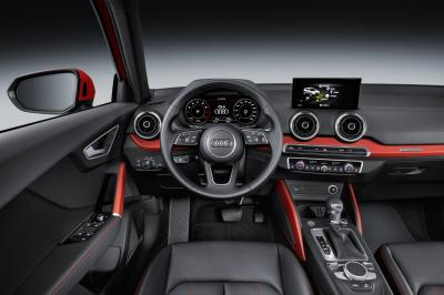 Audi Q2 2016 (officiel)