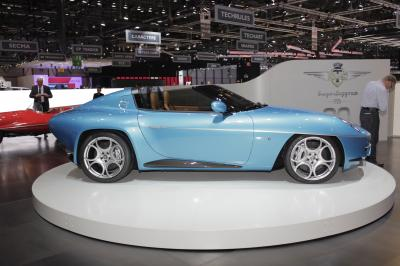 Alfa Roméo Disco Volante Spyder