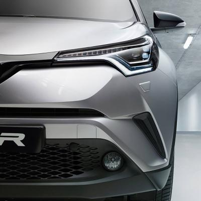 Toyota C-HR 2016 (officiel)