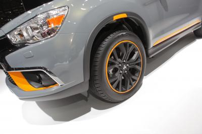 Mitsubishi ASX Geoseek Concept