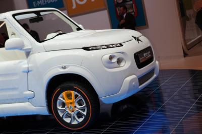 Citroën e-Méhari Courrèges