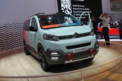 Citroën Spacetourer Hyphen