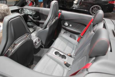 Mercedes Classe C Cabriolet