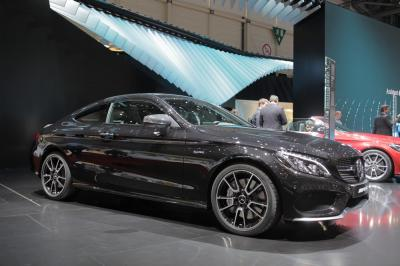 Mercedes-AMG C 43 4Matic Coupé