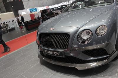 Bentley Continental GT Startech