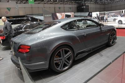 Bentley Continental GT Startech