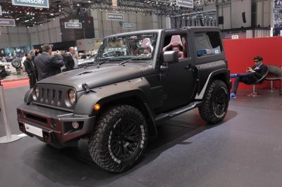 Jeep Wrangler Kahn Design