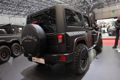 Jeep Wrangler Kahn Design