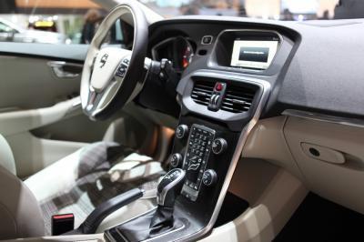 Volvo V40 restylée