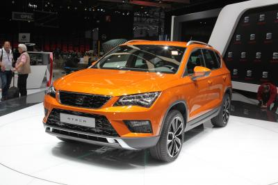 Les SUV et crossovers stars du salon de Genève 2016