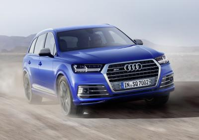 Audi SQ7 2016 (officiel)