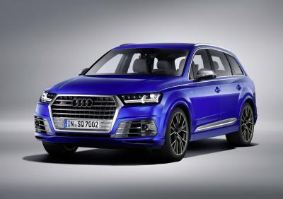 Audi SQ7 2016 (officiel)