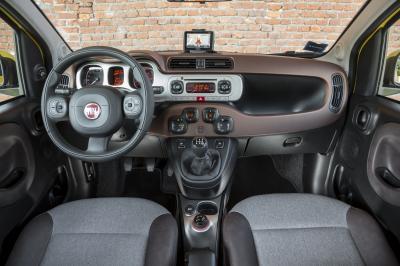 Fiat Panda Cross 2015 (essai)