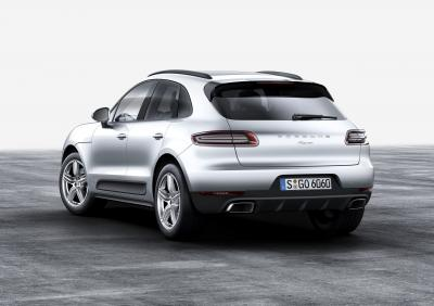 Porsche Macan 4 cylindres 2016 (officiel)