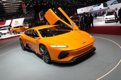 Les hybrides et électriques du salon de Genève 2016