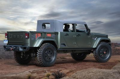 Jeep fait le plein de concepts pour ses 75 ans