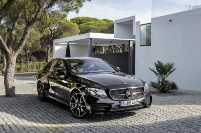 Mercedes E 43 AMG 2016 (officiel)