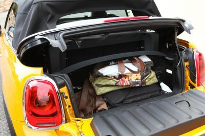 Mini Cabrio F56 (essai)
