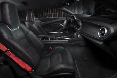 Chevrolet Camaro ZL1 2016 (officiel)