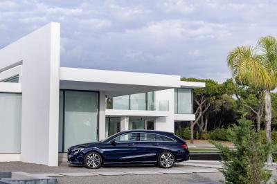 Mercedes CLA restylée 2016