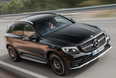 Mercedes-AMG GLC 43 4Matic