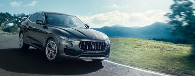Maserati Levante (officiel)