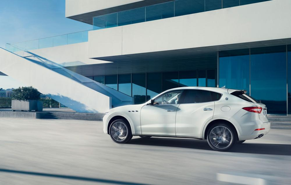 Maserati Levante (officiel)