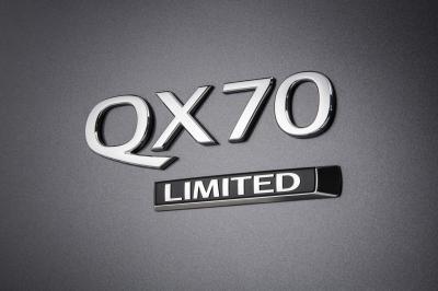 Infiniti QX70 Limited 2016 (officiel)